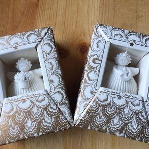 Angel Ornaments (seashell)